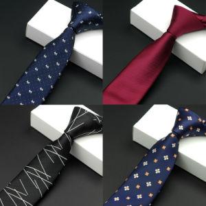 Custom Print Novelty Tie, Skinny Slim Mens Party Tie (A020) pictures & photos