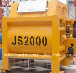 Js2000 Large Capacity Concrete Mixer Cement Mixing Machine pictures & photos