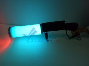 DMX CO2 Gun RGB LED CO2 Gun DJ Stage Effect pictures & photos