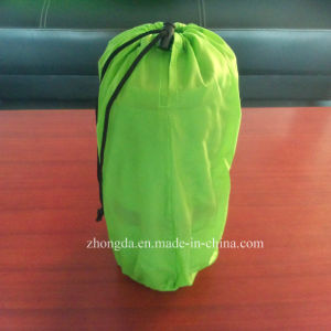 Light Foldable Self Inflatable Mattress with Round Holes for The Backpack pictures & photos