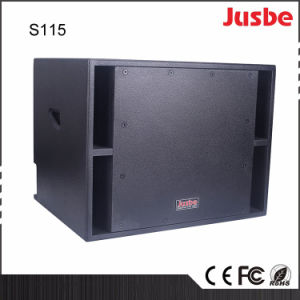 "S115 New Design 450W 15"" Subwoofer Speakers for Outdoor Performance pictures & photos"