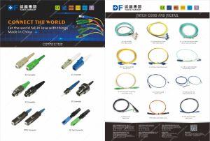 Sc Upc APC Fiber Optic Connector pictures & photos