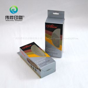 Colorful Offset Printing Gift Box for Music Wire Packaging pictures & photos