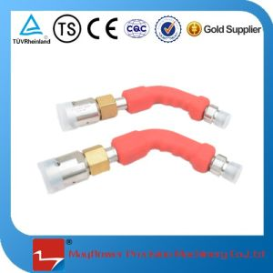 Back Return Gas Joint for LNG Gas Station pictures & photos