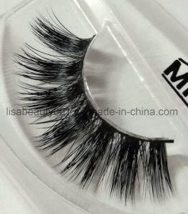 Hot Seller Natural Looking Handmade False Eyelashes Mink Fur Lashes pictures & photos