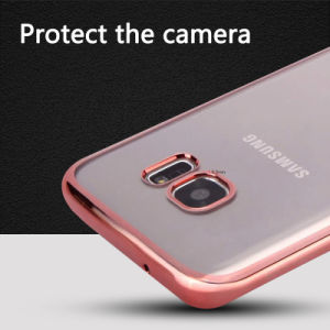 Wholesale Brand New Electroplating TPU Case for Samsung S7 pictures & photos