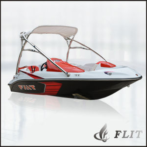 16FT Small Fiberglass Outboard Engine Boat pictures & photos