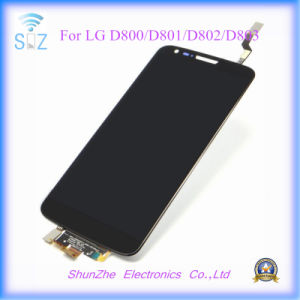 Mobile Cell Phone Original Touch Screen LCD for LG D800 801 802 Displayer pictures & photos