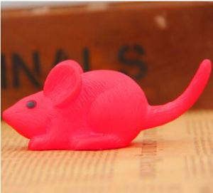 Pet Vinyl Squeaky Small Mouse Cat Toy (KB3002) pictures & photos
