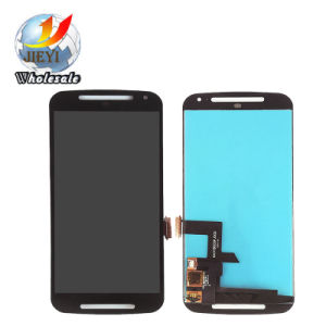 OEM LCD for Motorola Moto G 2ND Gen Xt1064 Xt1063 Xt1068 LCD with Digitizer and Frame pictures & photos
