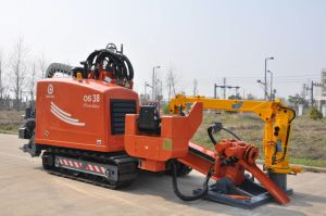 OS38 Trenchless Horizontal Directional Drilling Equipment with Imported Hydraulic System pictures & photos