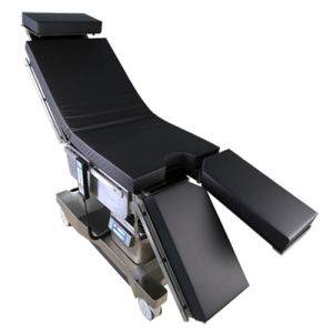 Hospital Bed Double Control Eelectric Operating Table (HFMH3008B) pictures & photos