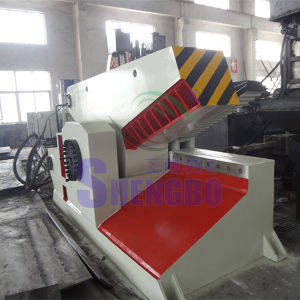 Crocodile Hydraulic Waste Steel Tube Cutting Machine pictures & photos