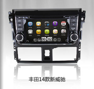 Wince 6.0  Vois 2014 Quad Core with DVD 3G TV iPod RDS Mirror Link Car Stereo Radio for Toyota pictures & photos