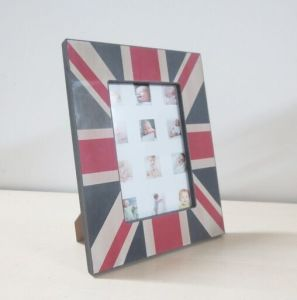 20*25cm Flag Picture Frame Wooden Photo Frame pictures & photos