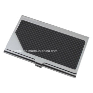 China Custom Business Card Holder, Carbon Fibre Business Card Holder pictures & photos