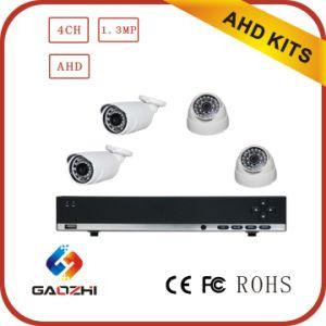 720p Onvif P2p CCTV 4CH Ahd DVR Kits pictures & photos