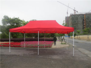 3X6m Waterproof Outdoor Folding Car Tent pictures & photos