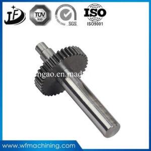 OEM Precision Carbon Steel Machining Crankshaft for Milling Machined Parts pictures & photos