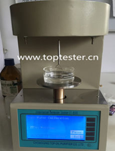 Automatic Plating Ring Method Oil Interfacial Tension Testing Instrument (IT-800) pictures & photos