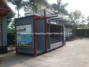 Kiosk Booth for Outdoor Furniture (HS-001) pictures & photos