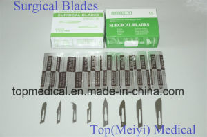 Surgical Blade - Carbon Steel/Stainless Steel pictures & photos