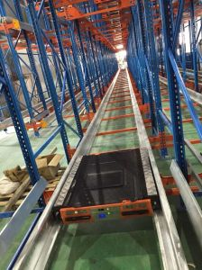 Ce Quality Radio Shuttle Steel Warehouse Racking pictures & photos