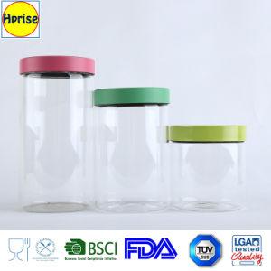Colorful Storage Canister Set Storage Glass Jars