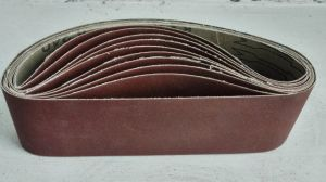 Aluminum Oxide Sand Belt Kx167 for Wood and Metal Grinding pictures & photos
