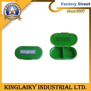 Promotional Gift Medical Pill Plastic Box with Logo (MDG-21) pictures & photos