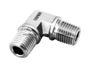 Stainless Steel Male/Female Thread Elbow Pipe Fittings pictures & photos
