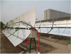 Parabolic Trough Collector for Solar Thermal Steam pictures & photos