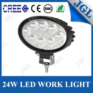 24W 4X4 Auxiliary LED Car Light (JF-W080) pictures & photos