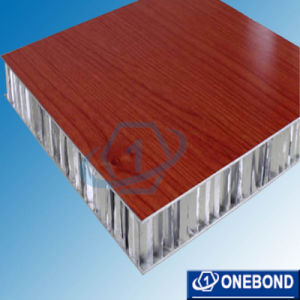 Construction Building Material of Aluminum Honeycomb Panel pictures & photos