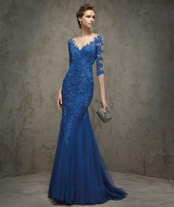 2015 Luxury Ladies Party Evening Dress