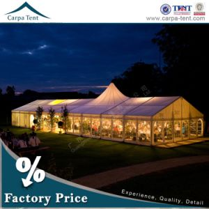 1000 People Fire Retartant UV Protection Aluminum Foldable Events Marquee Tent for Exhibition pictures & photos