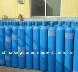 40L Industrial Steel Cylinder, Empty Gas Cylinder Sizes pictures & photos
