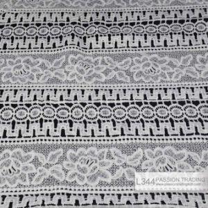 Lace, Garment Accessories Lace Crochet Woven Cotton Fabric Lace, L344