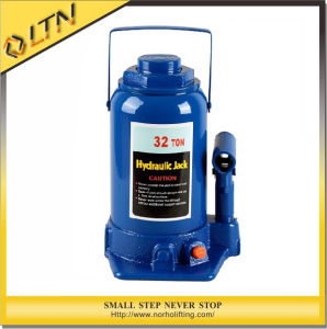 2t hydraulic Bottle Jack&Hydrualic Jack with Safe Valve pictures & photos