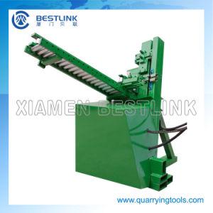 Ms3-10V Gravity Feeding Stone Brick Paver Splitting Machine pictures & photos
