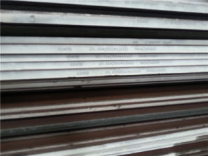 High Quality Steel Plate Sheet Q235B pictures & photos