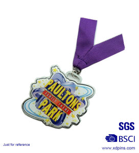 Cheap Price Custom Printing Medal for Festival (XD-M-0715) pictures & photos