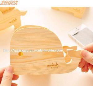 Cute Wooden Pen Container Creatively Pen Box Fashion Pen Box Cx-PC04 pictures & photos