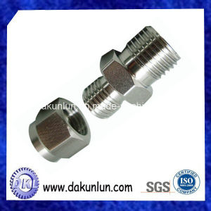 Customized Non-Standard Stainless Steel Machined Parts