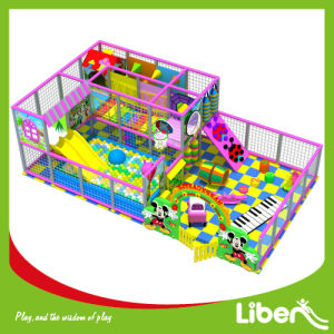 Liben Customized Indoor Children Play Center for Sale pictures & photos