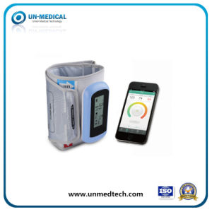 Wearable Blue Tooth Blood Pressure Monitor for Home Use pictures & photos