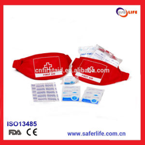 Bright Color with Top Quality First Aid Kit Waist Bag pictures & photos