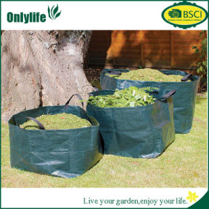 Onlylife Handy Customized Gaeden Bag for Leaf Waste Collecting pictures & photos
