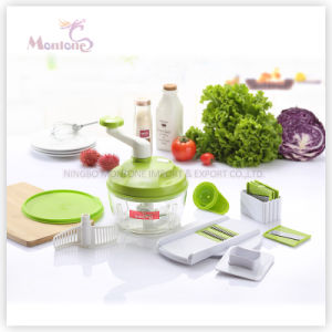 Food Processor Mincer, Multifunction Fruit Vegetable Chopper Blender pictures & photos