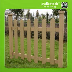 Wood Plastic Composite Farm Fence pictures & photos